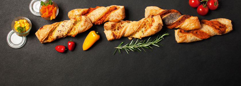Snacks, Pizzen & Co.