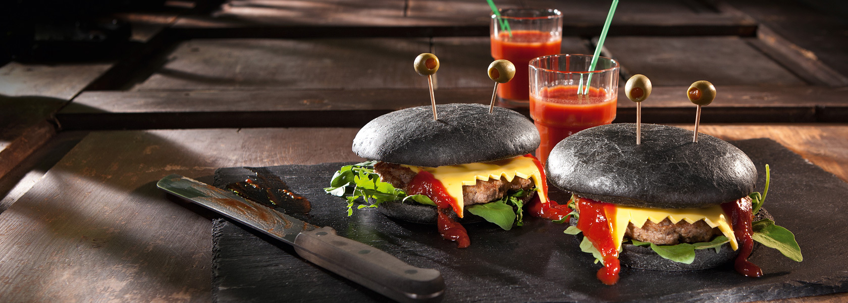 Art. 1845, Black Burger