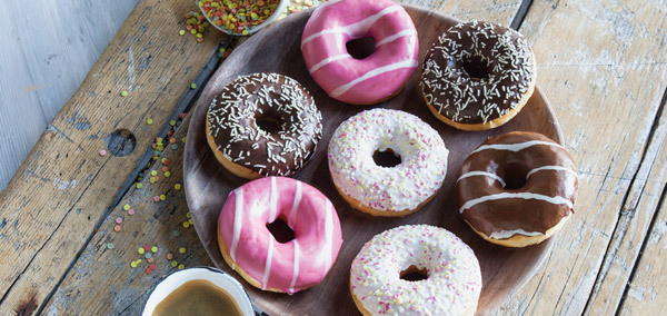 Unsere Donuts
