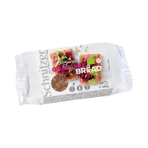 "Bio Grain Mix ""Bread"", glutenfrei"