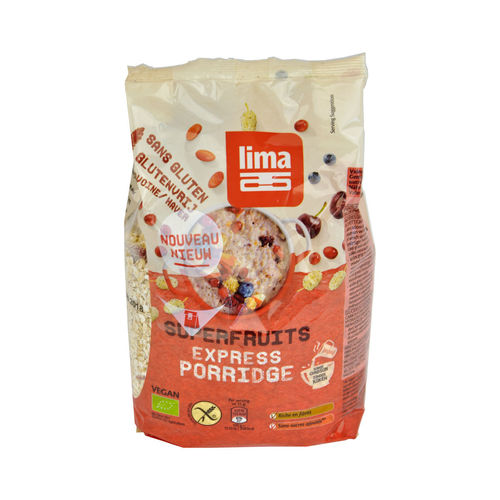 "Bio Express Porridge ""Superfruits"", glutenfrei"