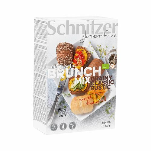 Bio Brunch-Mix, glutenfrei
