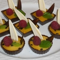 "Chocolate-Cup ""Petits Fours"""