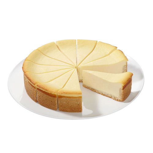 "Cream-Cheesecake ""New York Style"""
