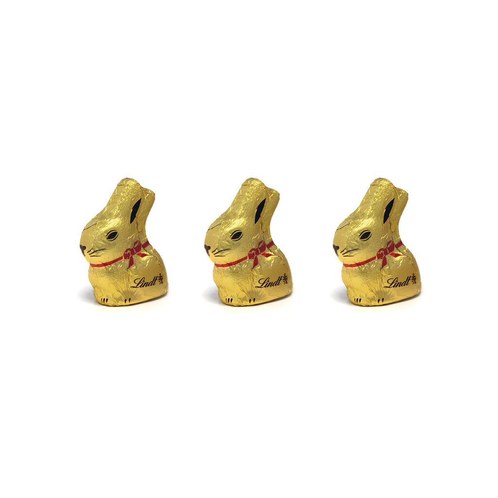 Lindt Mini-Goldhase