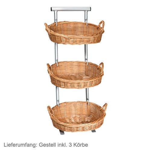 korb etag re oval 3 stufig online kaufen horeca. Black Bedroom Furniture Sets. Home Design Ideas