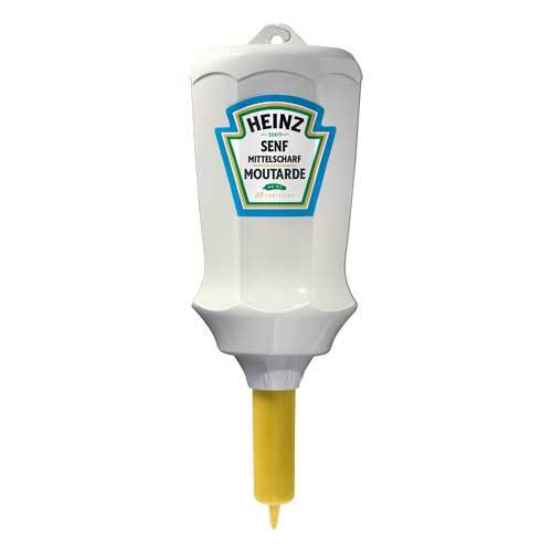 Heinz Dispense-O-Mat, weiß