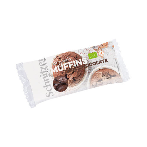"Bio Muffin ""Dark Chocolate"", glutenfrei"